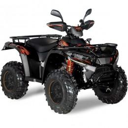 Quad Hytrack HY500T