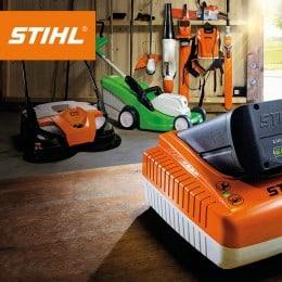 Chargeur STIHL AL500 pour batterie AP