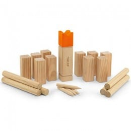 jeu de molkky en bois