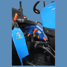 Minitracteur Solis 26 HST Hydrostatique