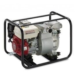 Motopompe eaux chargées WT20X