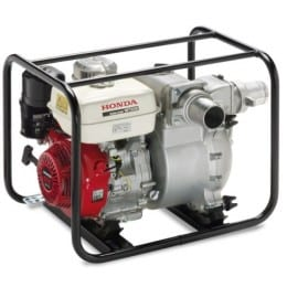 Motopompe eaux chargées Honda WT30X