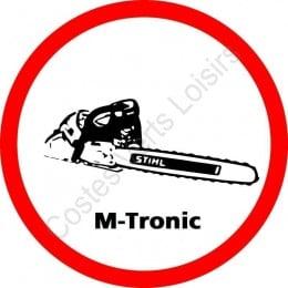 Forfait tronçonneuse thermique (M-Tronic)