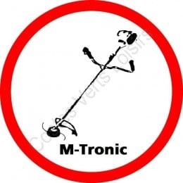 Forfait débroussailleuse thermique 2 temps M-Tronic