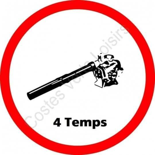 Forfait Souffleur Thermique 4 Temps