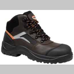 Chaussures de sécurité hautes ALPHA FLEX S3