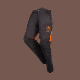 Pantalon Basepro anti-coupure HV ventilé