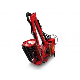 Épareuse AM60 pour micro tracteur