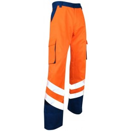 Pantalon bicolore haute visibilité BALISE