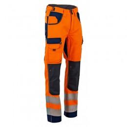 Pantalon multipoche haute visibilité POLARISATION