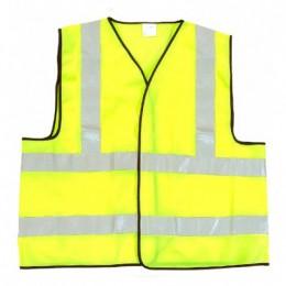 Gilet de sécurité haute visibilité SECURITE