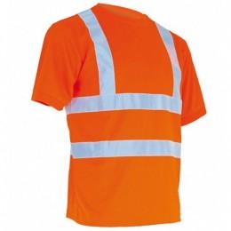 T-shirt haute visibilité LUMINEUX