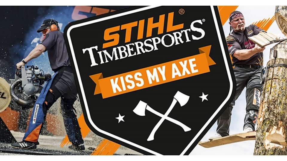 Timbersports® fan